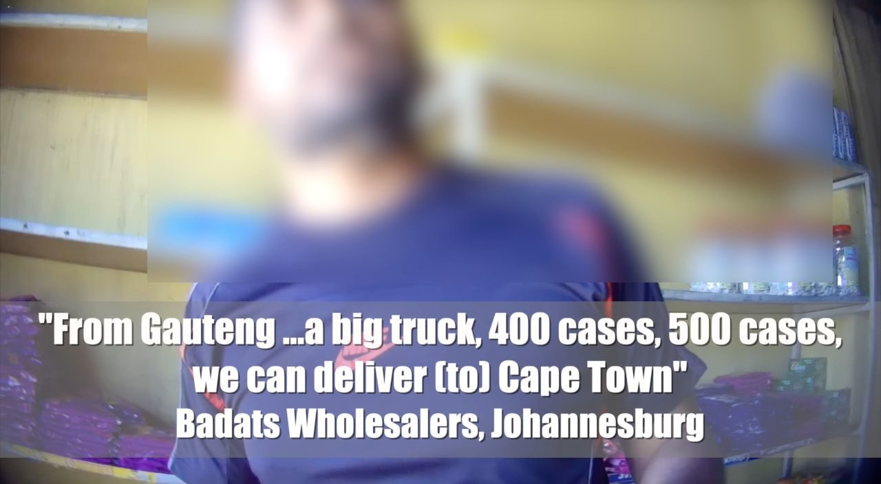 Truckloads e1610540288702 - South Africa is possibly the world's largest black market for cigarettes